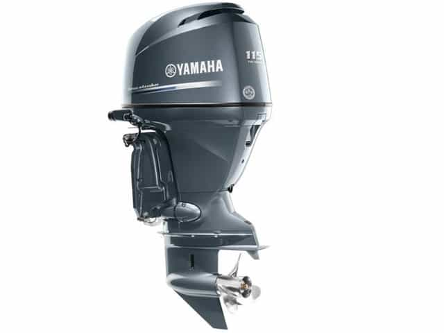New 0000 yamaha four stroke in line f115 metairie la for Yamaha 4 stroke outboards