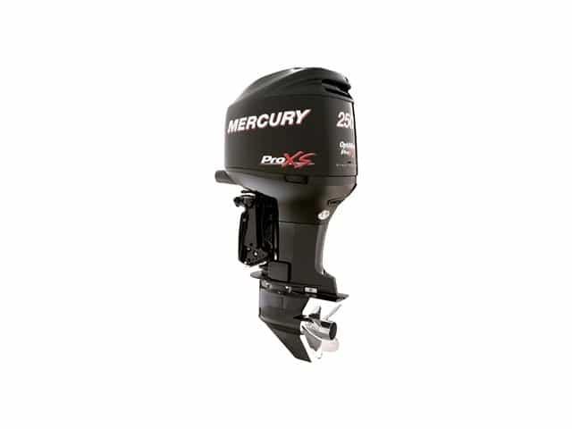 NEW 0000 Mercury Pro XS 250HP