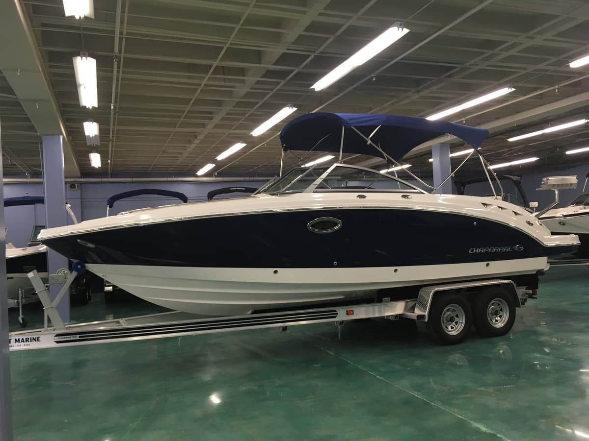 NEW 2015 Chaparral SUNESTA 264