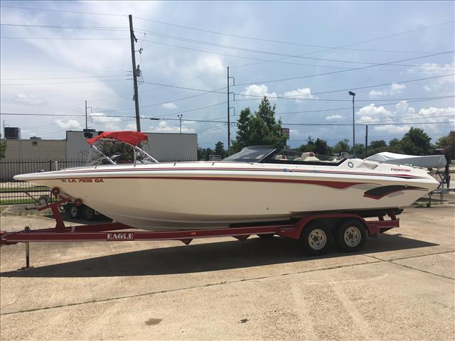 USED 1998 Fountain Fever 27