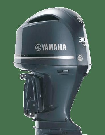 NEW 0000 Yamaha Marine FOUR STROKE V6 OFFSHORE LF300XCA