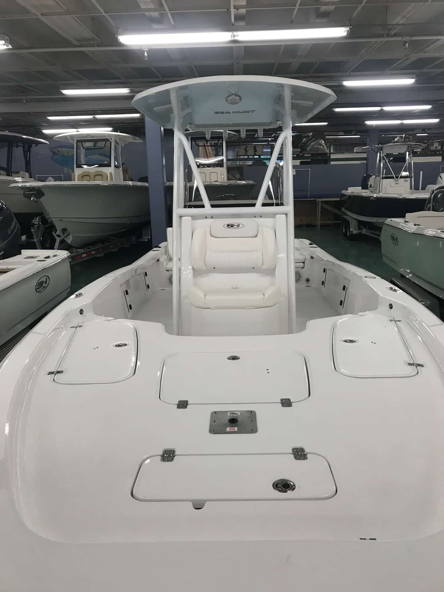 New  2017 25' Sea Hunt Bx Fish Boat in Metairie, Louisiana