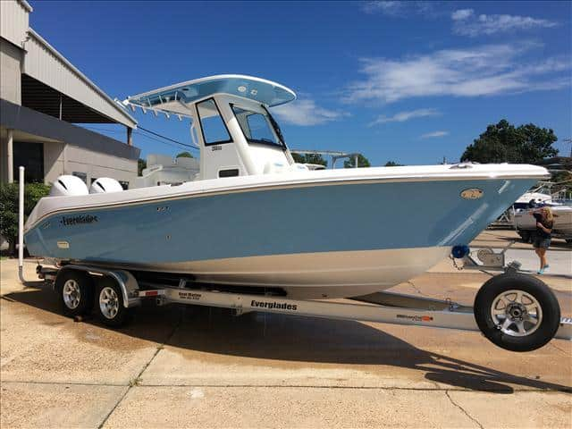 New 2017 24 7 39 everglades 255 fish boat for Fish for sale near me
