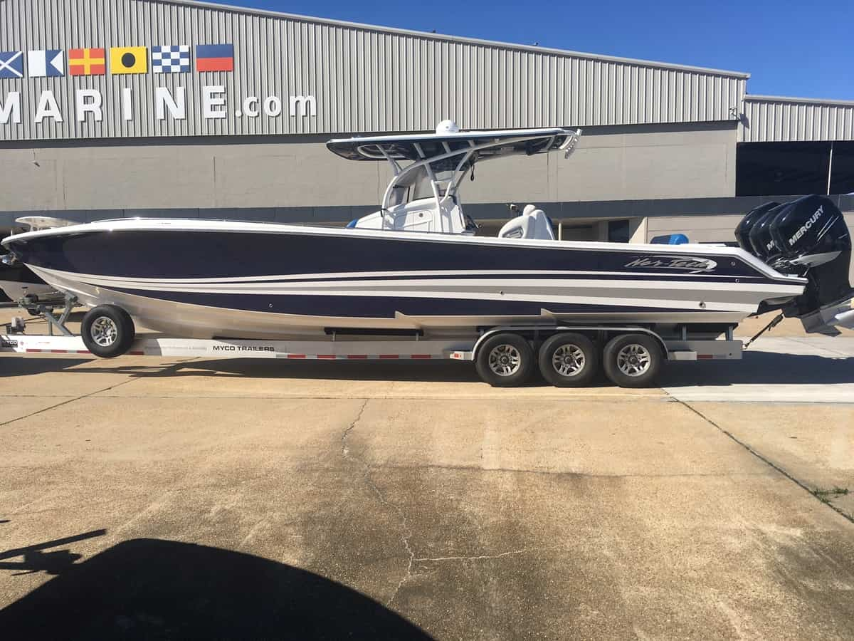 USED 2014 Nor-tech 390 Sport