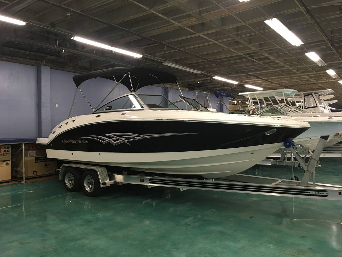 NEW 2015 Chaparral Sunesta 244