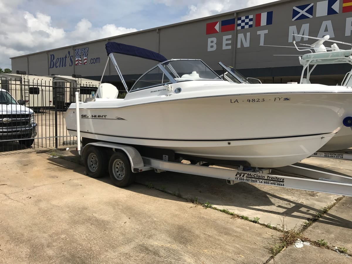 USED 2012 Sea Hunt 207 Escape Escape