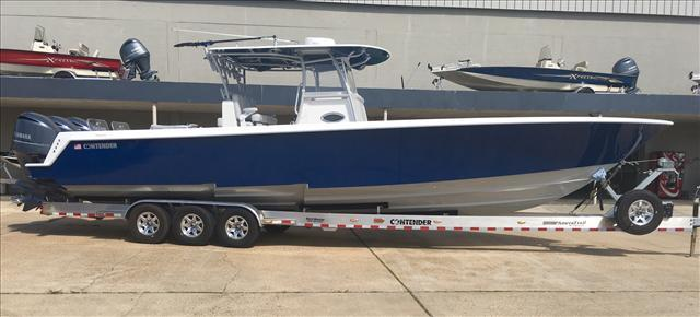 NEW 2016 Contender 39 ST Offshore