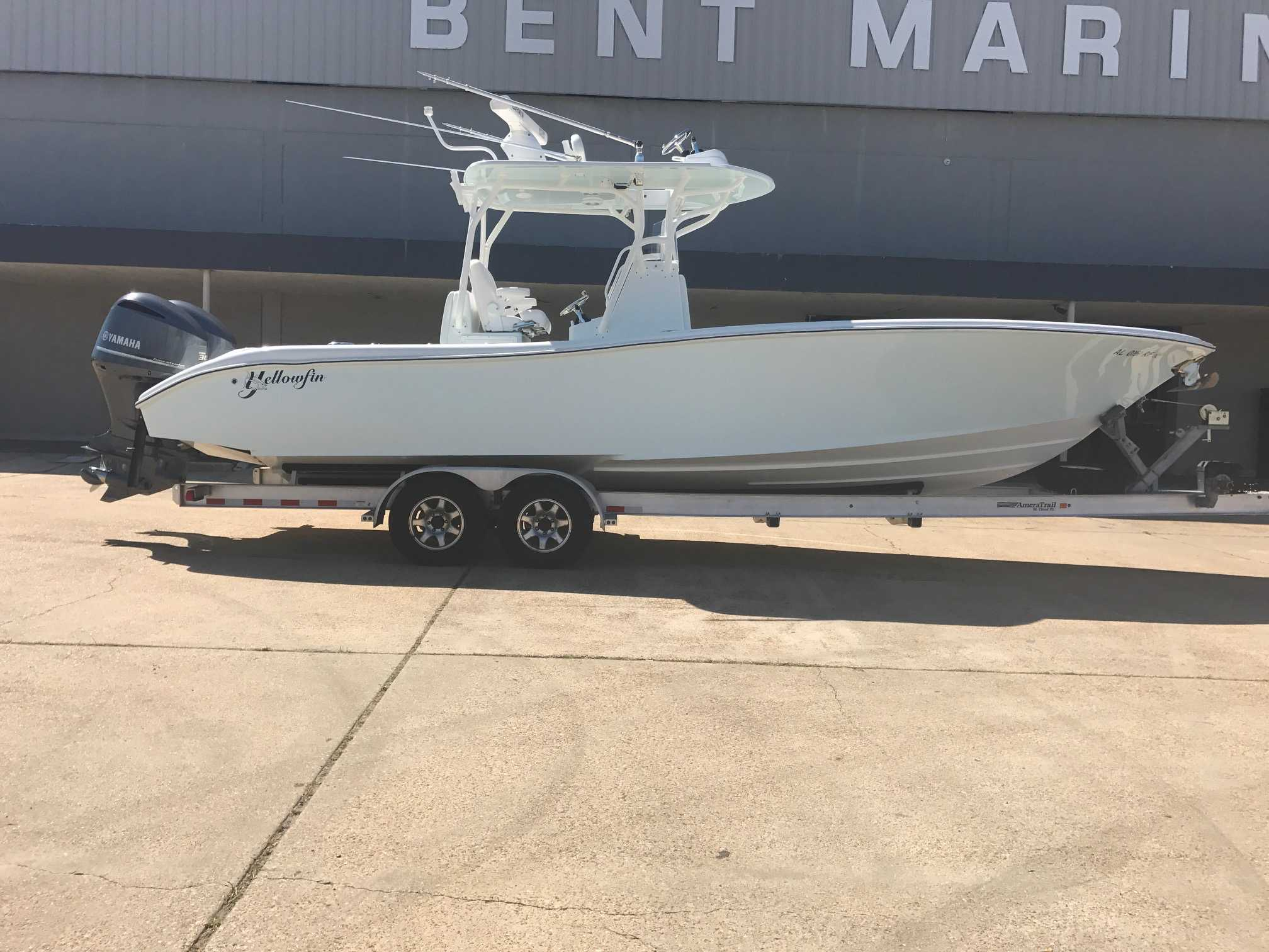 USED 2015 Yellowfin 29 Offshore Center Console