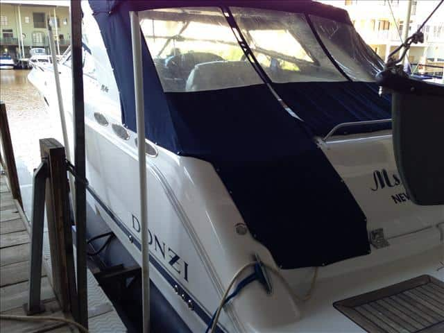 USED 2002 Donzi 39 ZSC Express Cruiser