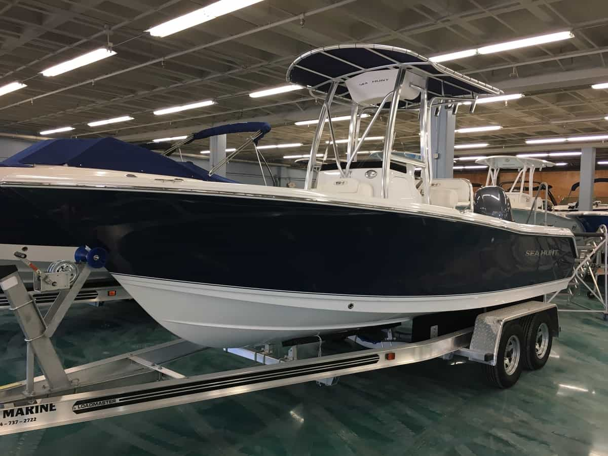 NEW 2016 Sea Hunt Triton 210