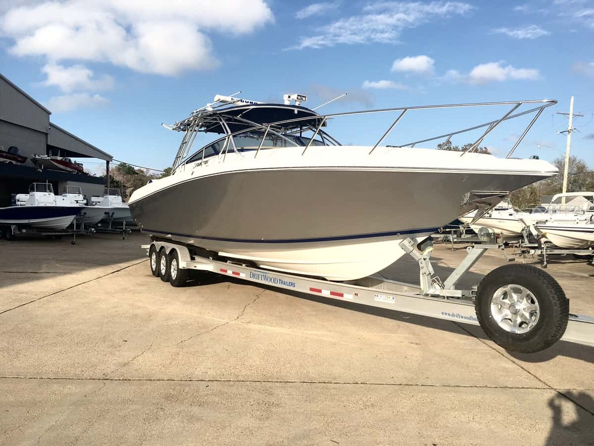 used 2007 fountain 38 sport boat in metairie louisiana. Black Bedroom Furniture Sets. Home Design Ideas