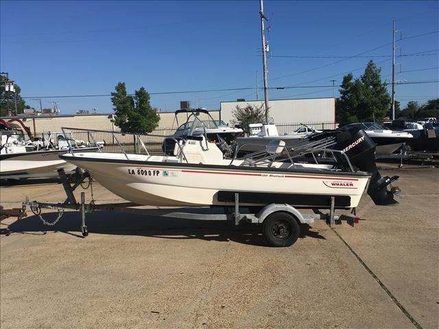 USED 2006 Boston Whaler 150 Montauk