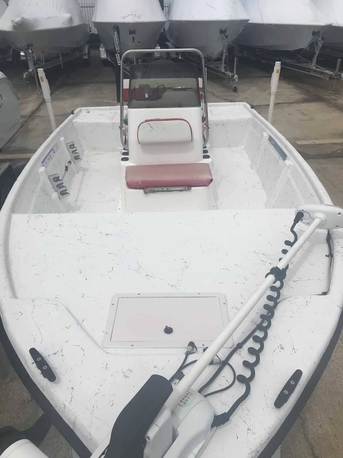 Used  2006 Kirkland Boats Freedom 17cc Fish Boat