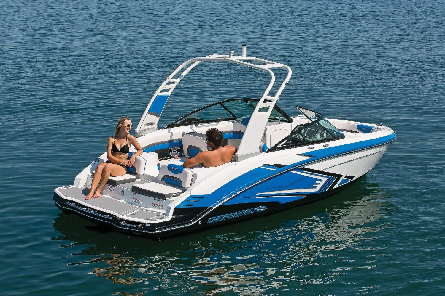 NEW 2017 Chaparral 203VRX .