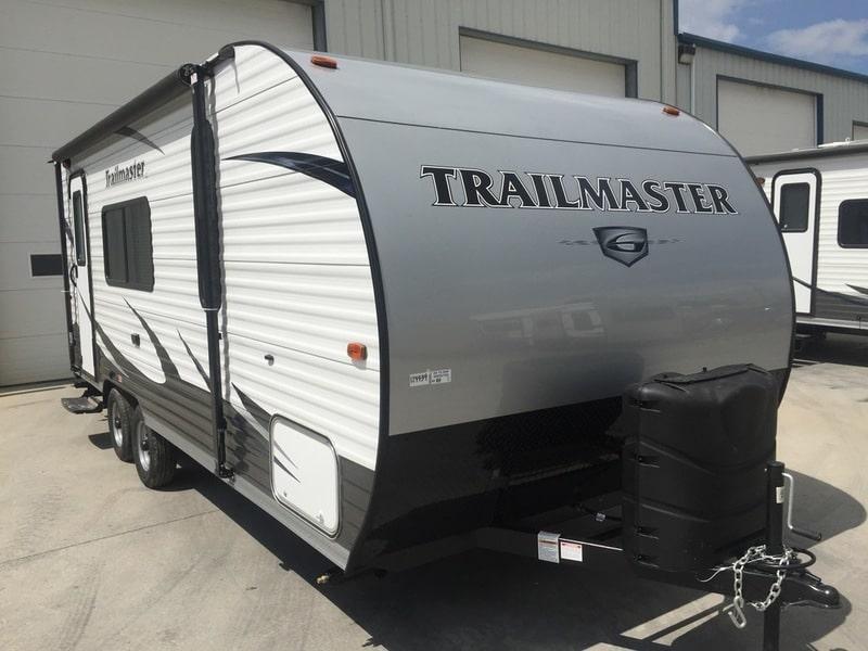 NEW 2017 Gulf Stream Trail Master 218MB