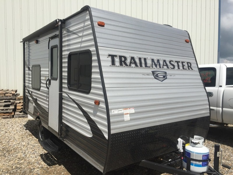 NEW 2017 Gulf Stream Trail Master Super Lite 16BHC