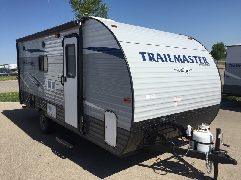 NEW 2017 Gulf Stream Trail Master Super Lite 198BH