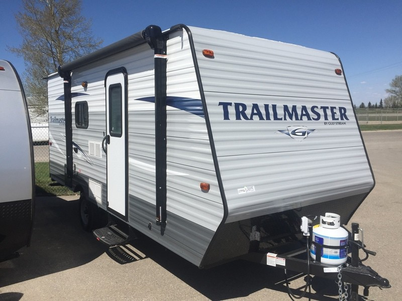 NEW 2018 Gulf Stream Trail Master 19 DS