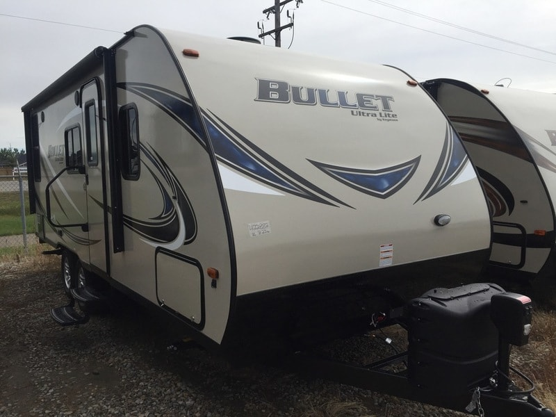 NEW 2017 Keystone RV Bullet 210RUDWE