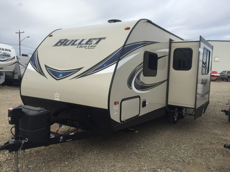 NEW 2017 Keystone RV Bullet 247BHSWE
