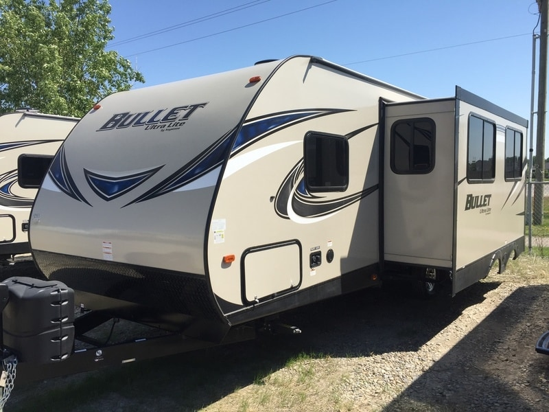 NEW 2017 Keystone RV Bullet 265RBIWE