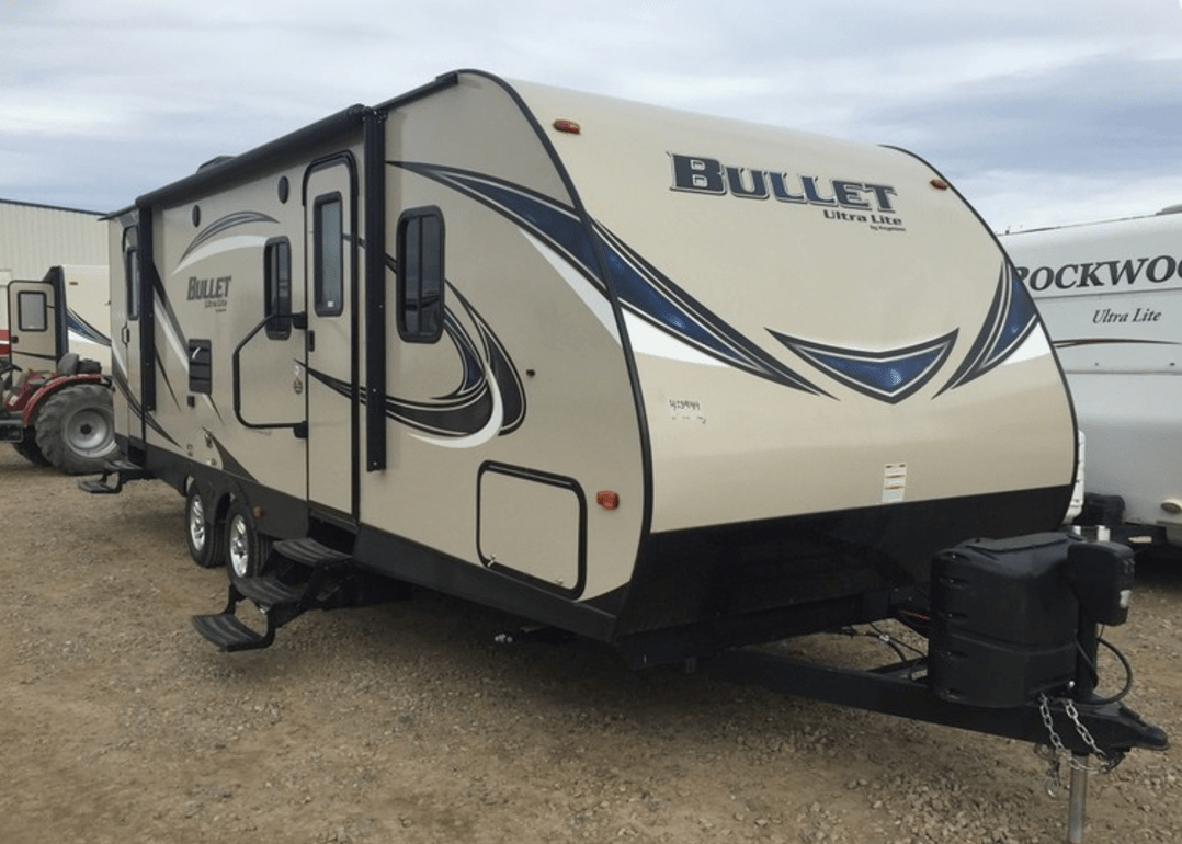 NEW 2017 Keystone RV Bullet 272BHSWE