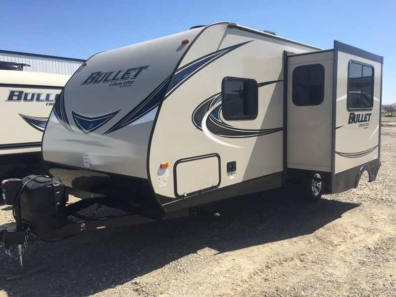 NEW 2018 Keystone Rv Bullet 243BHSWE