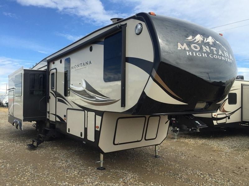 NEW 2017 Keystone RV Montana High Country 344RL