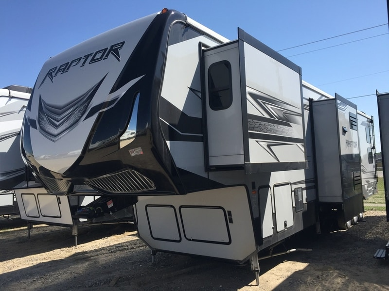 NEW 2017 Keystone RV Raptor 398TS