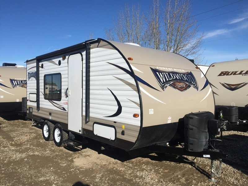 NEW 2016 Forest River Wildwood X-Lite 171 RBXL