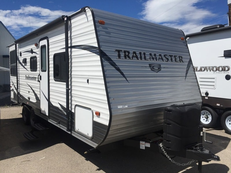 NEW 2017 Gulf Stream Trail Master 20QBG