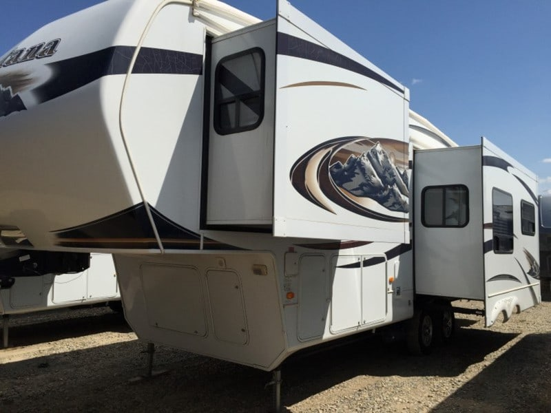 USED 2010 Keystone Rv Montana 2955RL