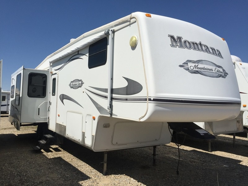 USED 2006 Keystone Rv Mountaineer 336 RLT