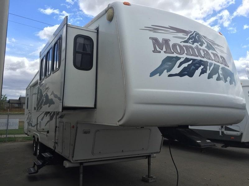 USED 2004 Keystone Rv Montana Montana 3685 FL