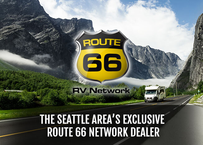 Route 66 Network - Clear Creek RV Center - Seattle, WA