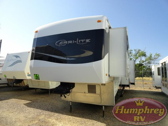 2007 CARRIAGE 36 XTRM5 CARRILITE