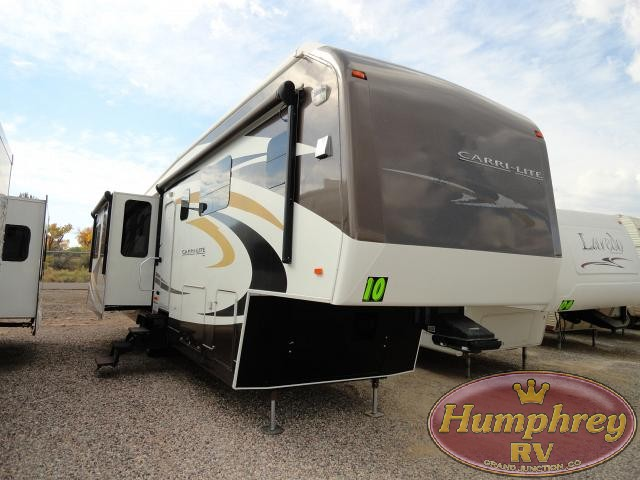 2010 CARRIAGE 37MSTR CARRI LITE