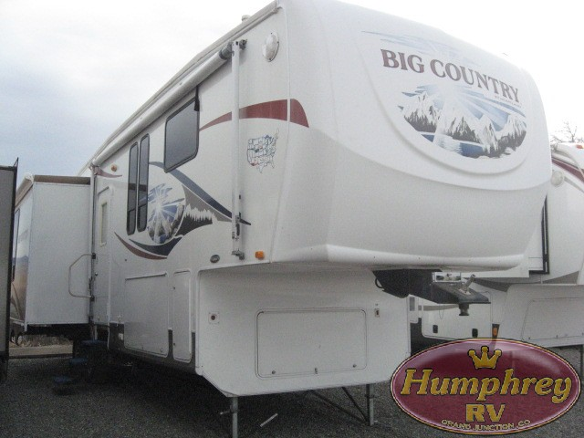 2008 HEARTLAND 3250TS BIG COUNTRY