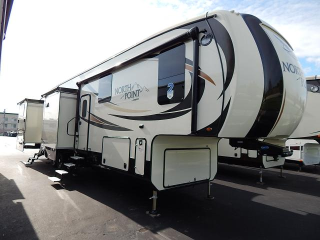 NEW 2017 JAYCO NORTH POINT 375BHFS - Rick's RV Center