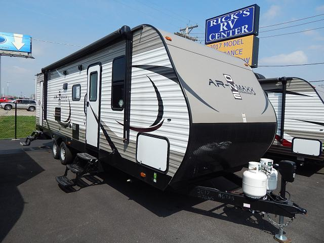 2017 STARCRAFT AR-ONE MAXX 27BHS - Rick's RV Center