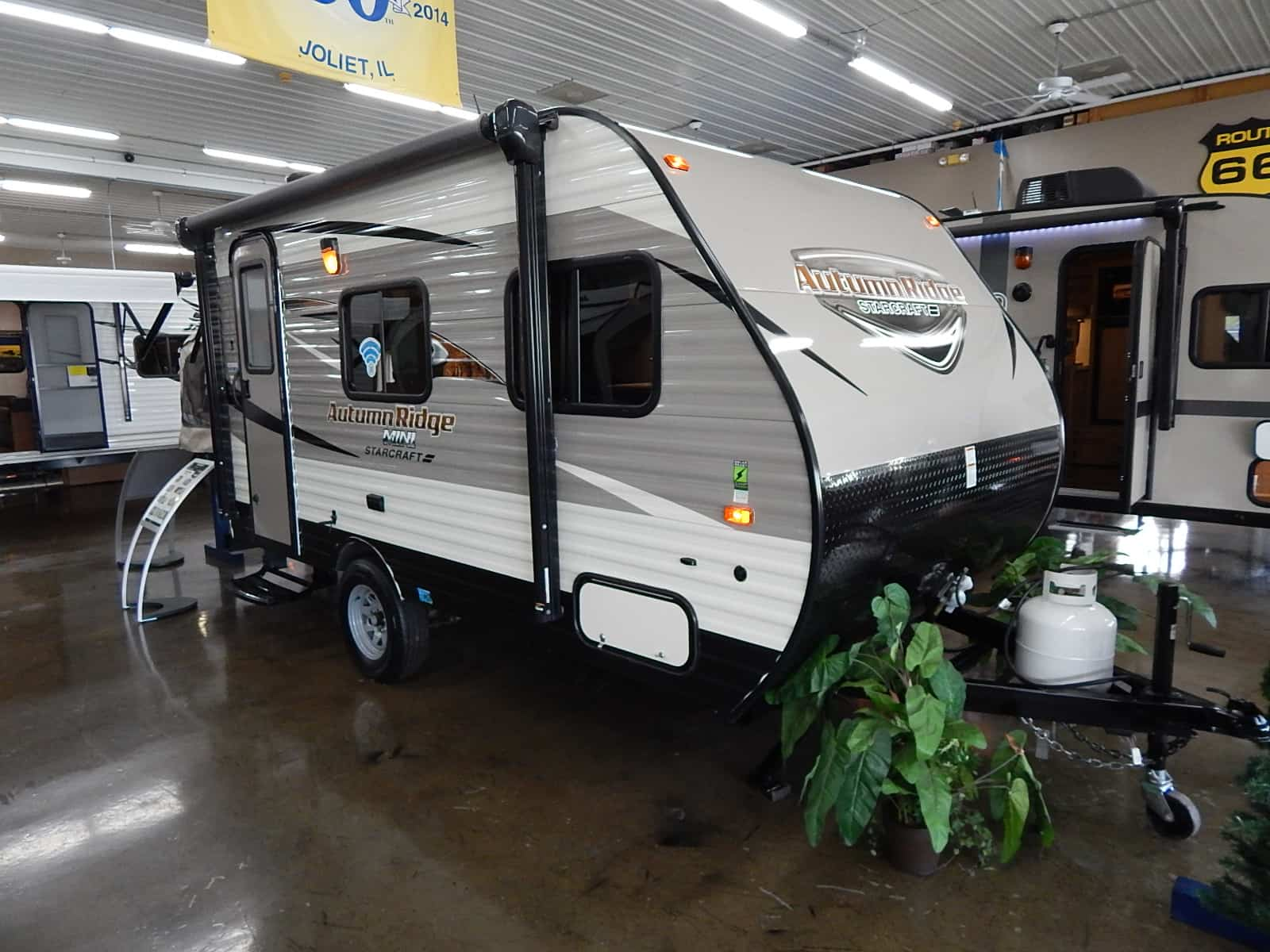 NEW 2017 STARCRAFT AUTUMN RIDGE MINI 15RB - Rick's RV Center
