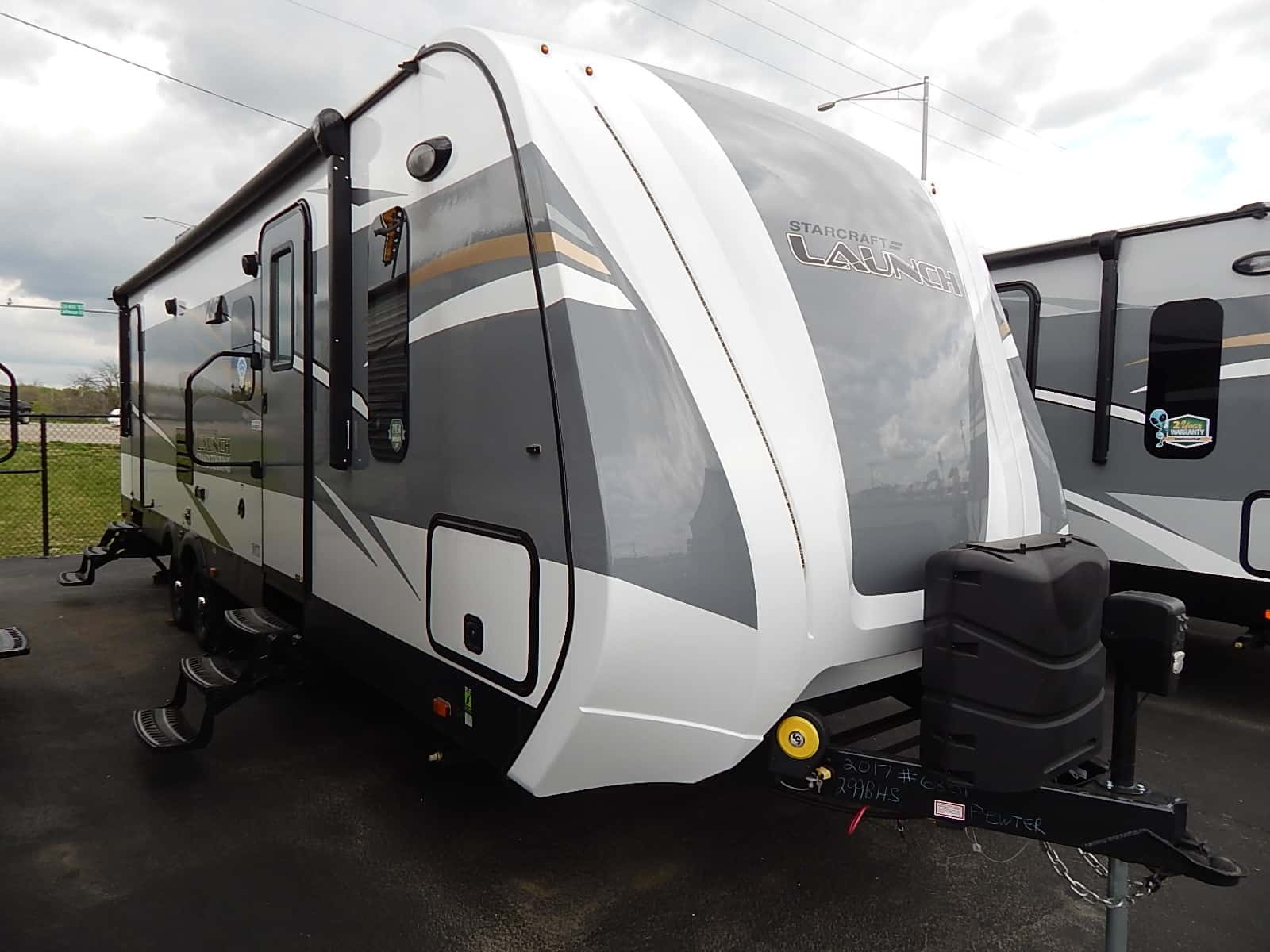 NEW 2017 STARCRAFT LAUNCH GRAND TOURING 299BHS - Rick's RV Center