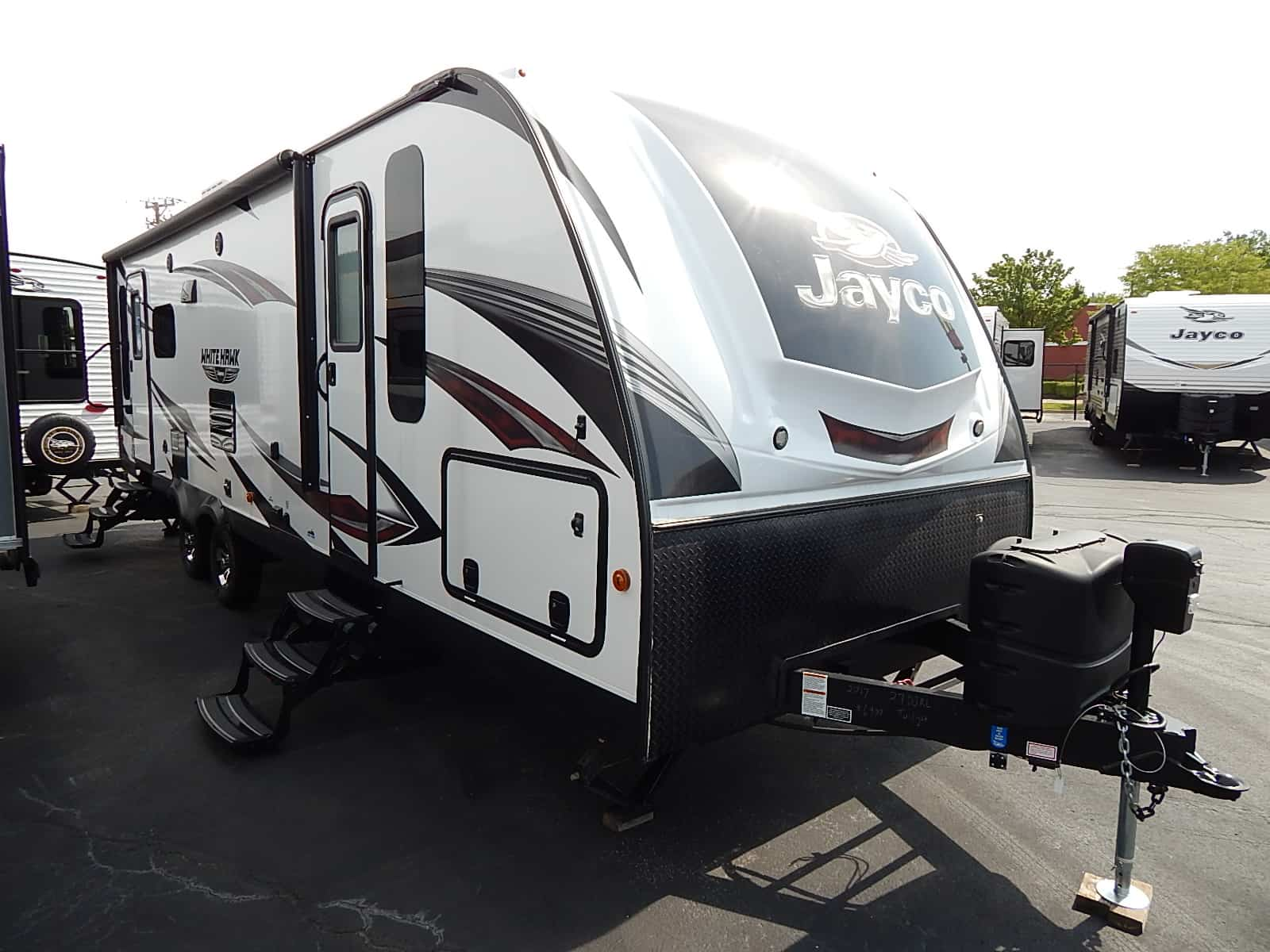 NEW 2017 JAYCO WHITE HAWK 27DSRL - Rick's RV Center