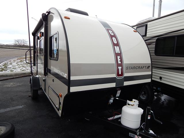 2017 STARCRAFT COMET MINI 17RB - Rick's RV Center