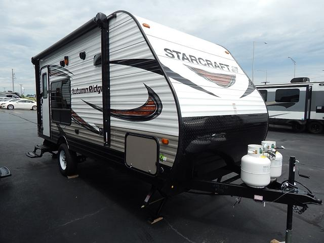 NEW 2018 STARCRAFT AUTUMN RIDGE OUTFITTER 17TH - Rick's RV Center