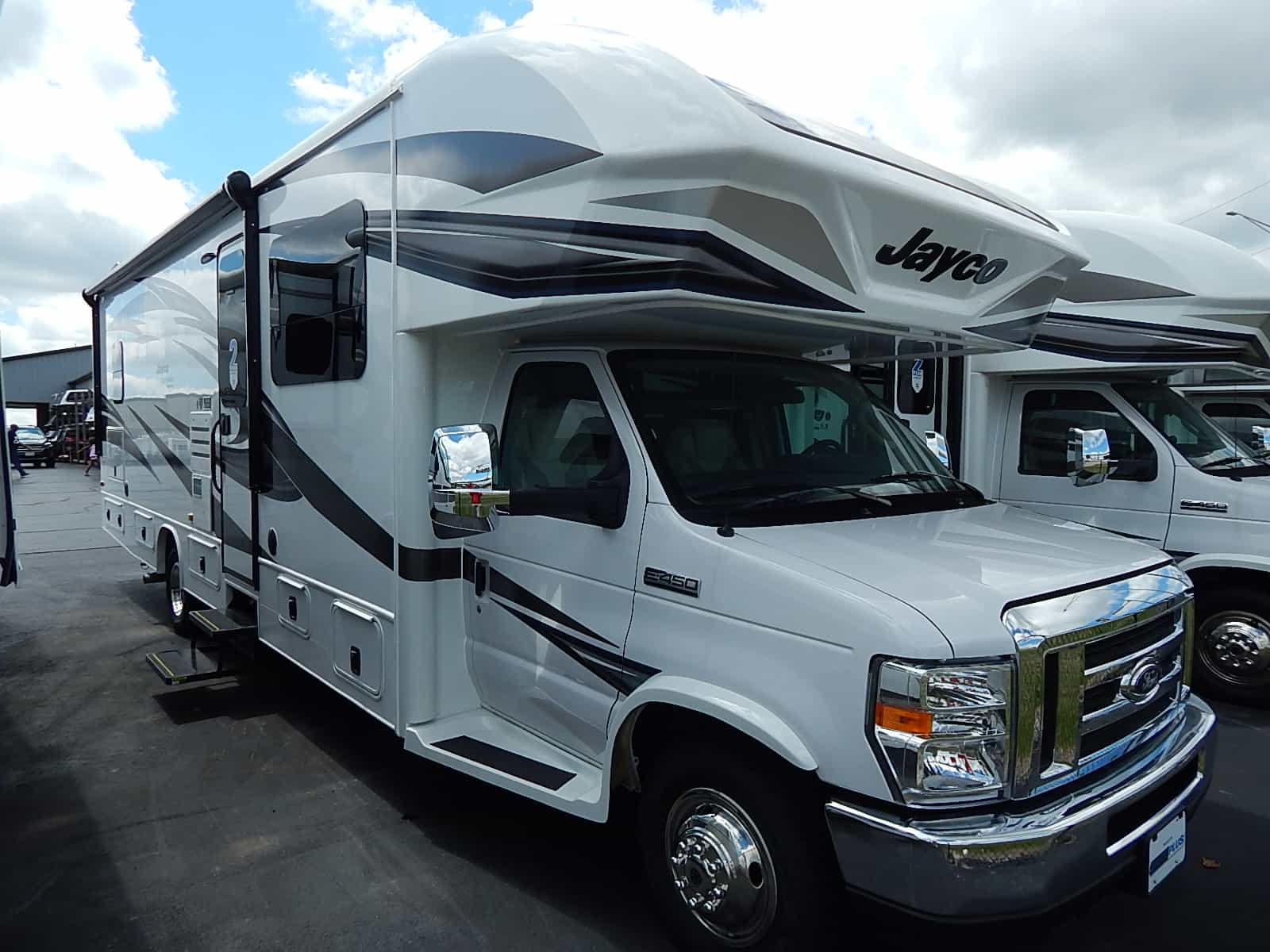 NEW 2018 JAYCO GREYHAWK PRESTIGE 30XP - Rick's RV Center