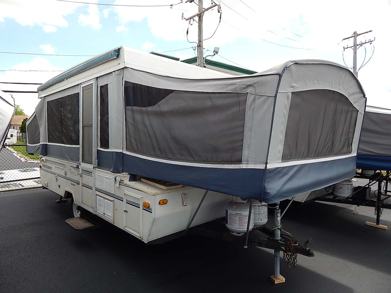 USED 1999 DUTCHMEN DUTCHMEN 747 - Rick's RV Center