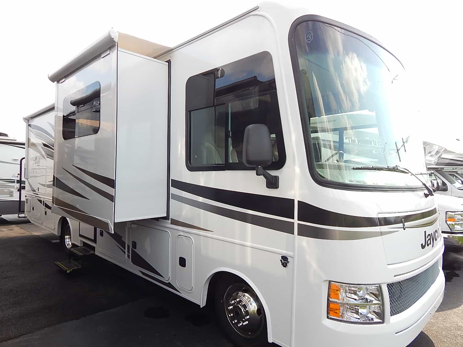 NEW 2018 Jayco ALANTE 31P - Rick's RV Center