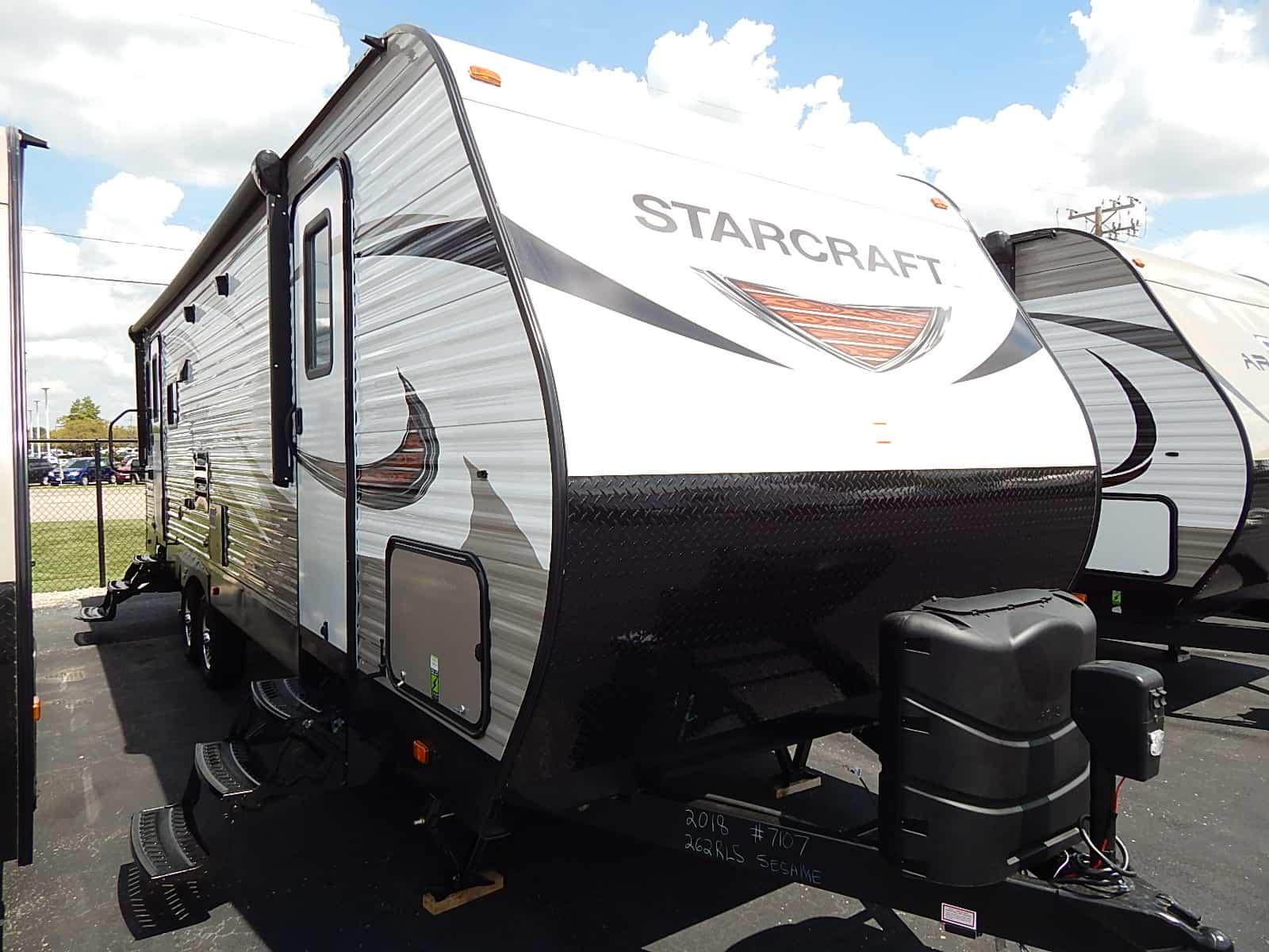 NEW 2018 Starcraft AUTUMN RIDGE 262RLS - Rick's RV Center