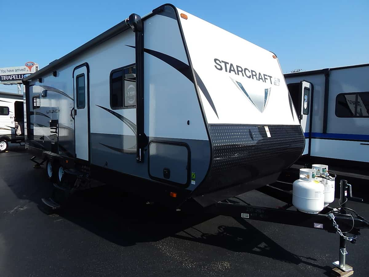 NEW 2018 Starcraft LAUNCH OUTFITTER 24RLS - Rick's RV Center